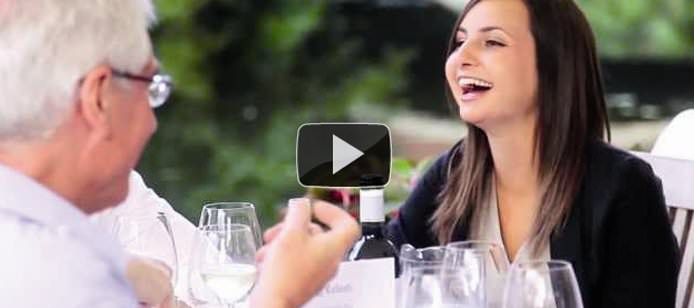 NEW Outside Dining Video on the Milsom Hotels YouTube Channel!