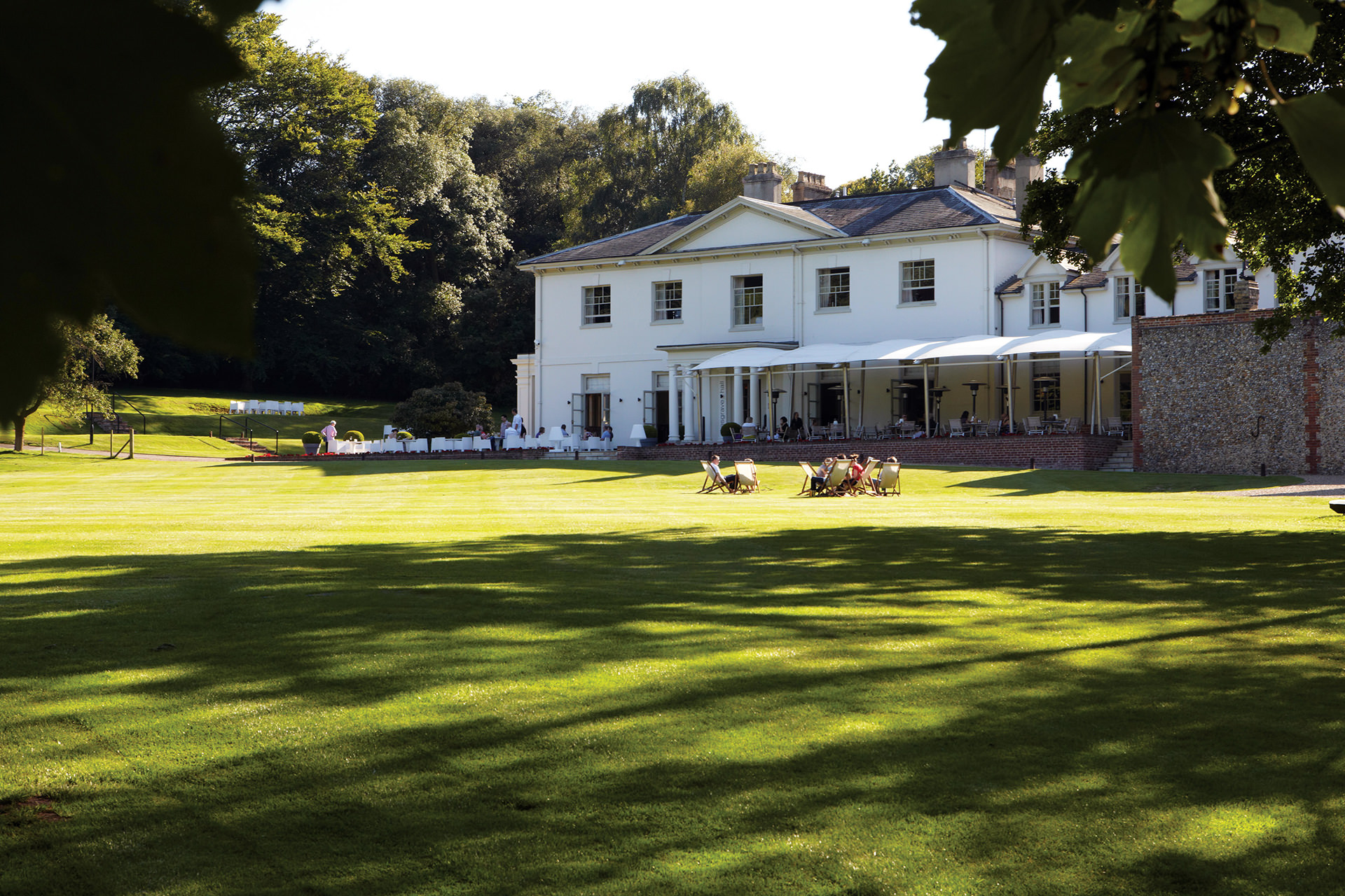 Kesgrave is one of the country's most desirable places