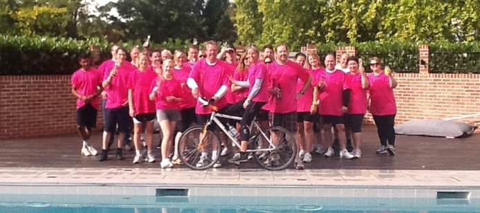 Cycle Ride for Charity