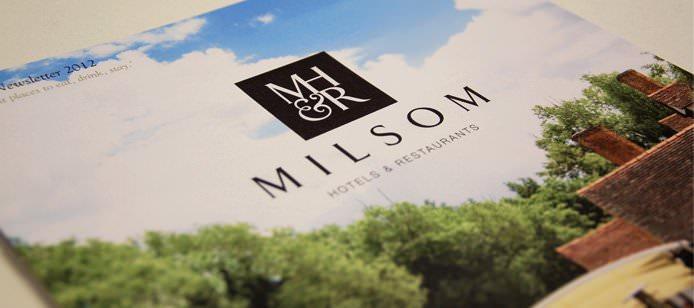 Milsom Hotels & Restaurants Rebrand!