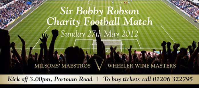 Don't Miss Out on the Biggest Match in May 2012!
