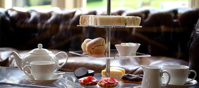 Afternoon Tea at Kesgrave Hall Hotel, Suffolk