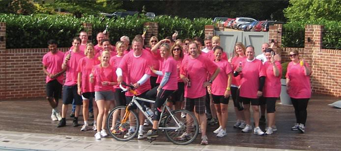 Date for Your Diary – Milsom Charity Bike Ride 2013!