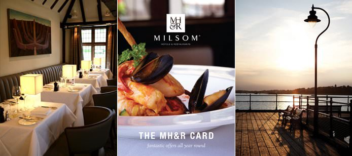 Exciting offer for MH&R Card holders