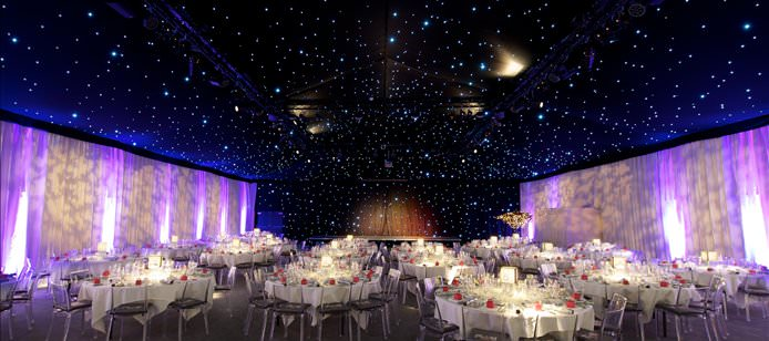Amazing transformation of The Hangar at Kesgrave Hall