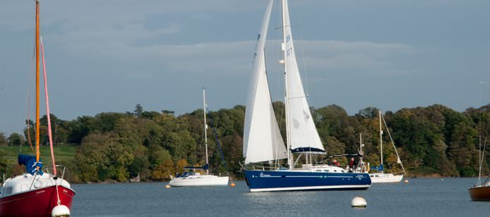 Stay and Sail on Suffolk's Magnificent Coast