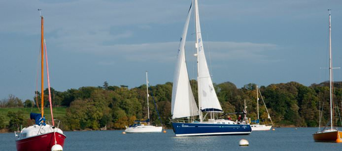Sail and Lunch at milsoms Kesgrave Hall