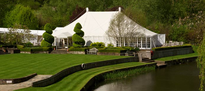 Wedding Show at Le Talbooth on Sunday, September 21