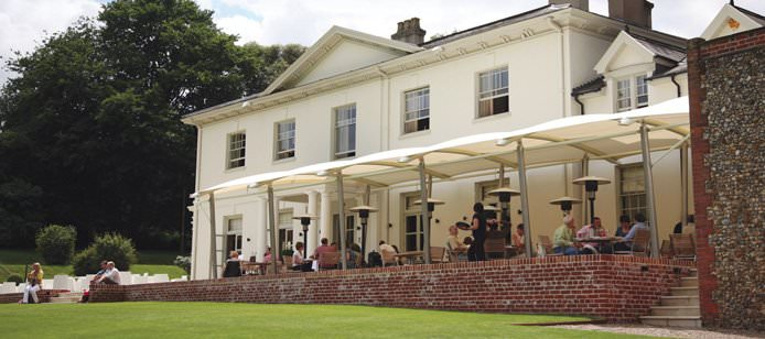 New Head Chef for milsoms Kesgrave Hall