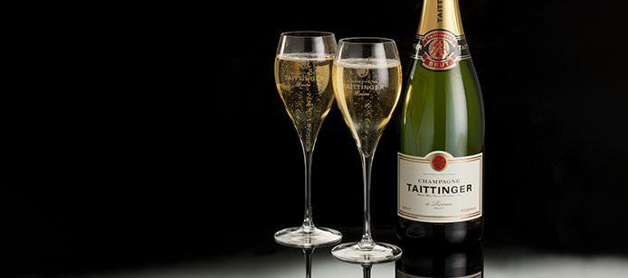 Taittinger announced as new Champagne partner