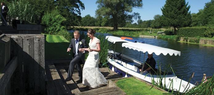 New summer wedding & event dates now available
