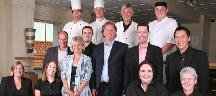 Milsom Hotels and Restaurants recognised as an 'Excellence through People' employer.