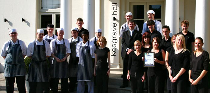 milsoms Kesgrave Hall – the best small hotel in Suffolk!