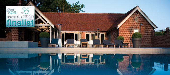 Maison Talbooth nominated for a Good Spa Award, help us win!