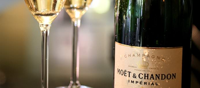 New House Champagne for Milsom Hotels