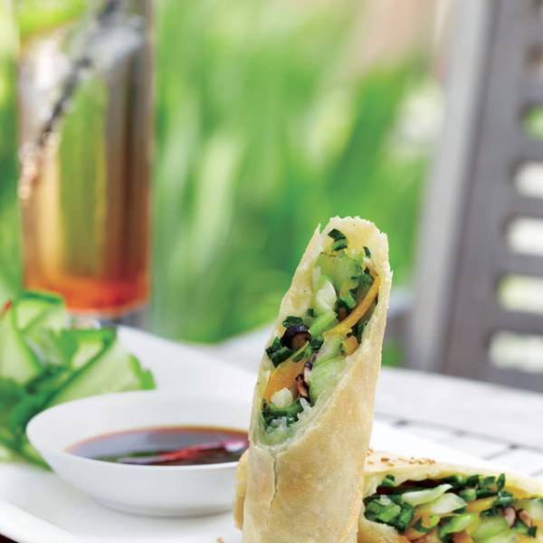 Asian Spring Roll