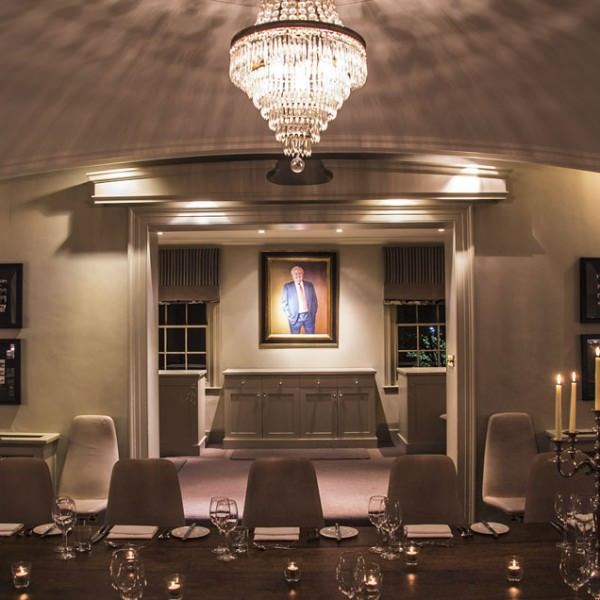 Private Dining at Milsoms