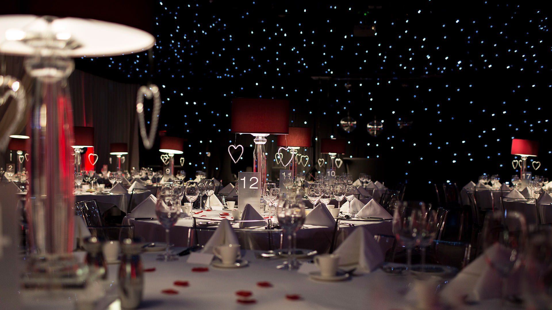 Valentine's Ball at Milsoms Kesgrave Hall – Saturday 16th February