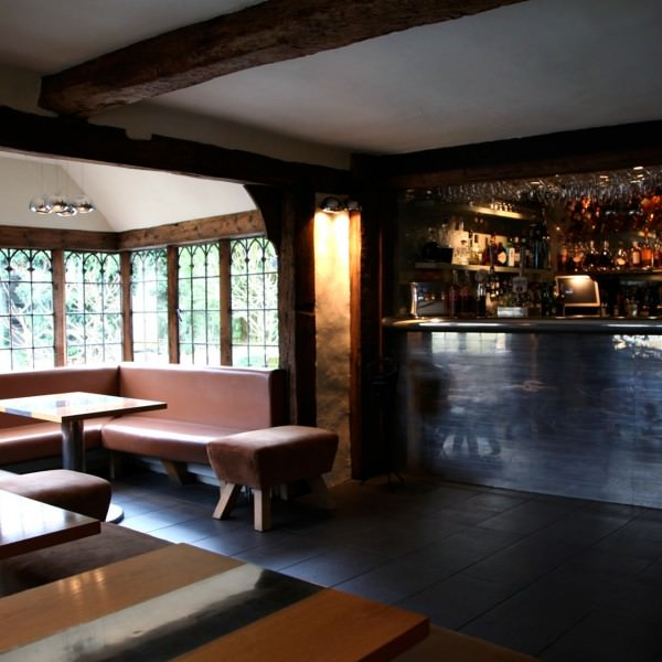Le Talbooth Restaurant