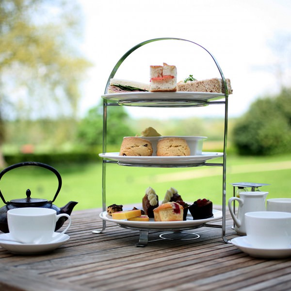 Maison Talbooth Afternoon Tea