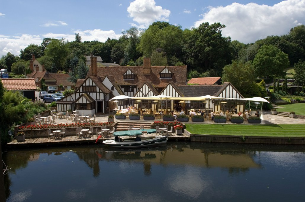 Le Talbooth Milsom Hotels And Restaurants