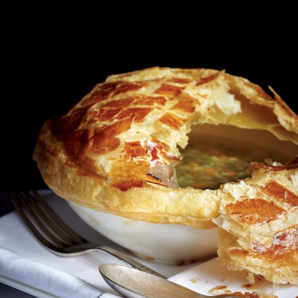 Truffle Soup
