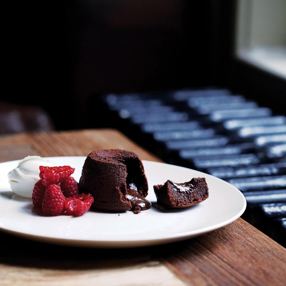 Volrhona Chocolate Fondant