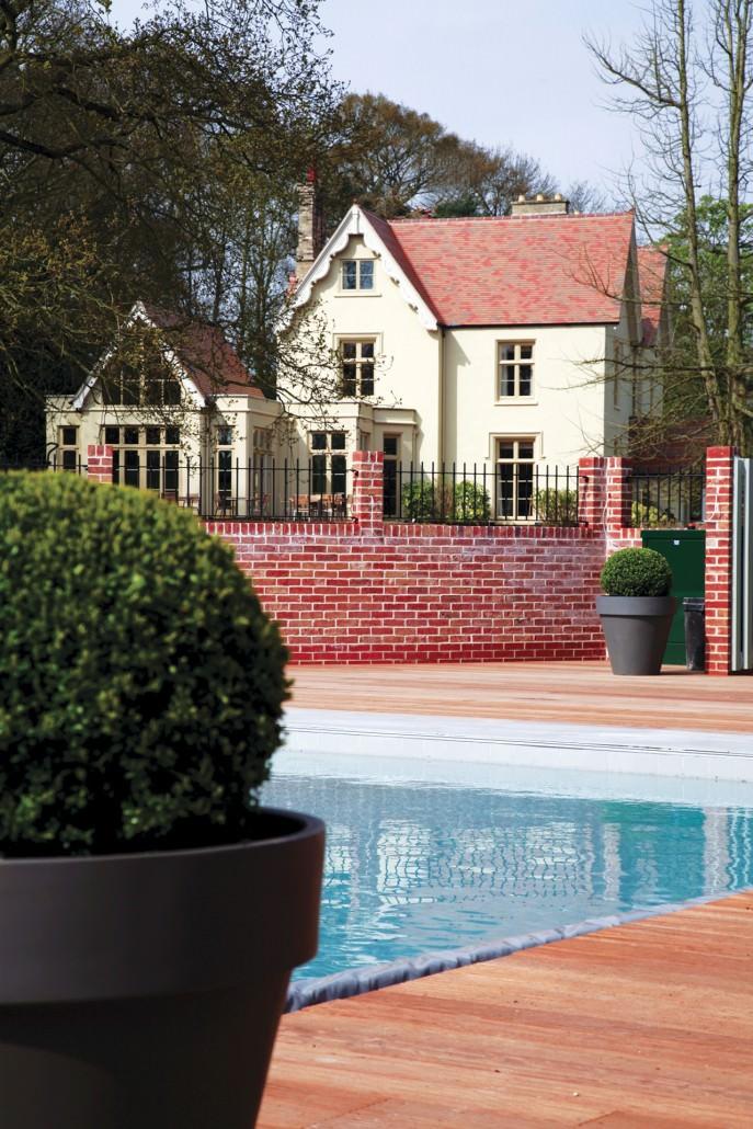 Maison Talbooth Pool House