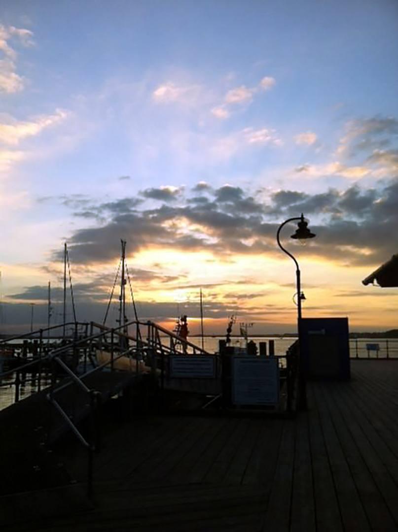 The Pier Exterior