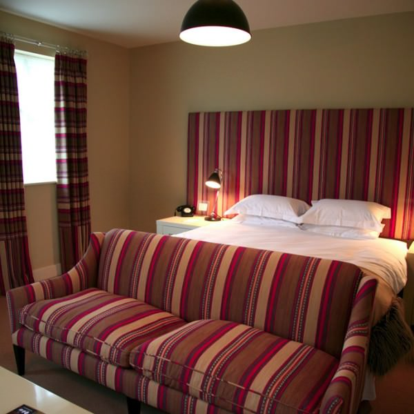 Principle Bedroom at Kesgrave Hall Hotel in Ipswich, Suffolk