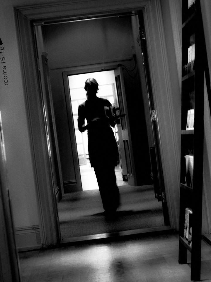 Interior Corridor at Kesgrave Hall Hotel in Suffolk