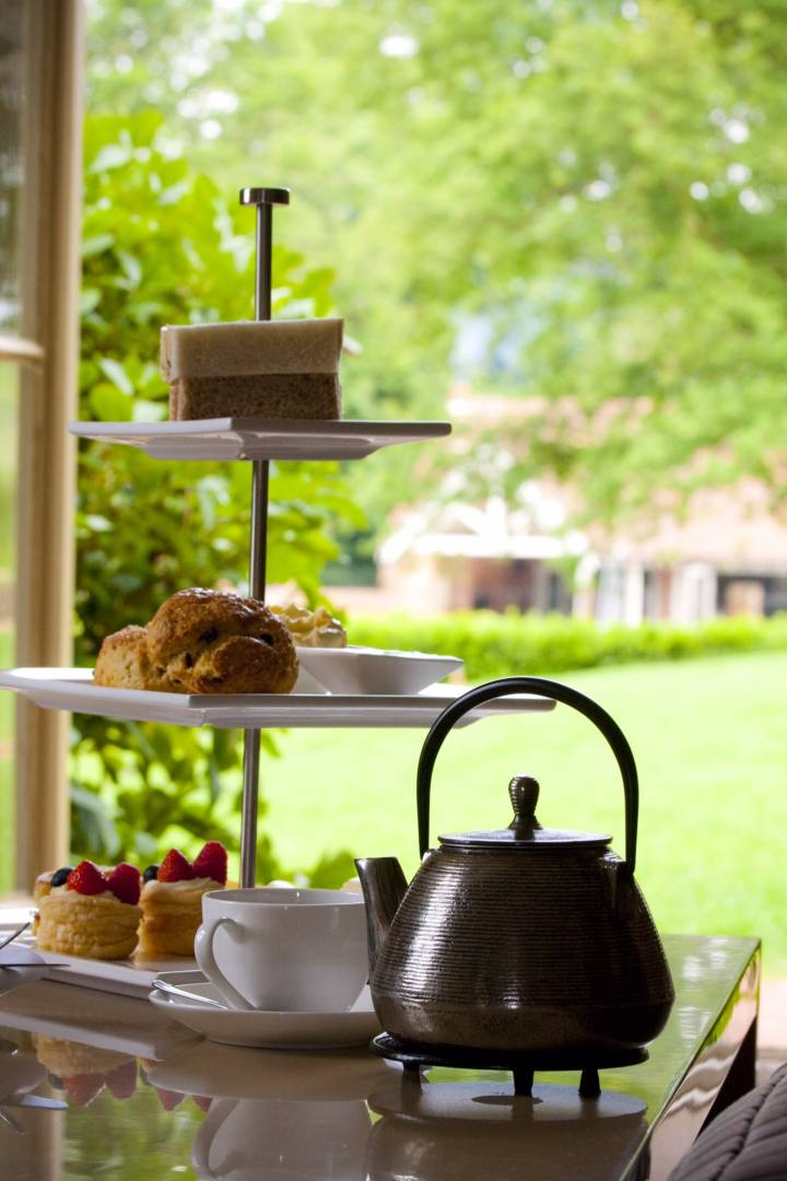 Afternoon Tea in Suffolk (and Essex!)