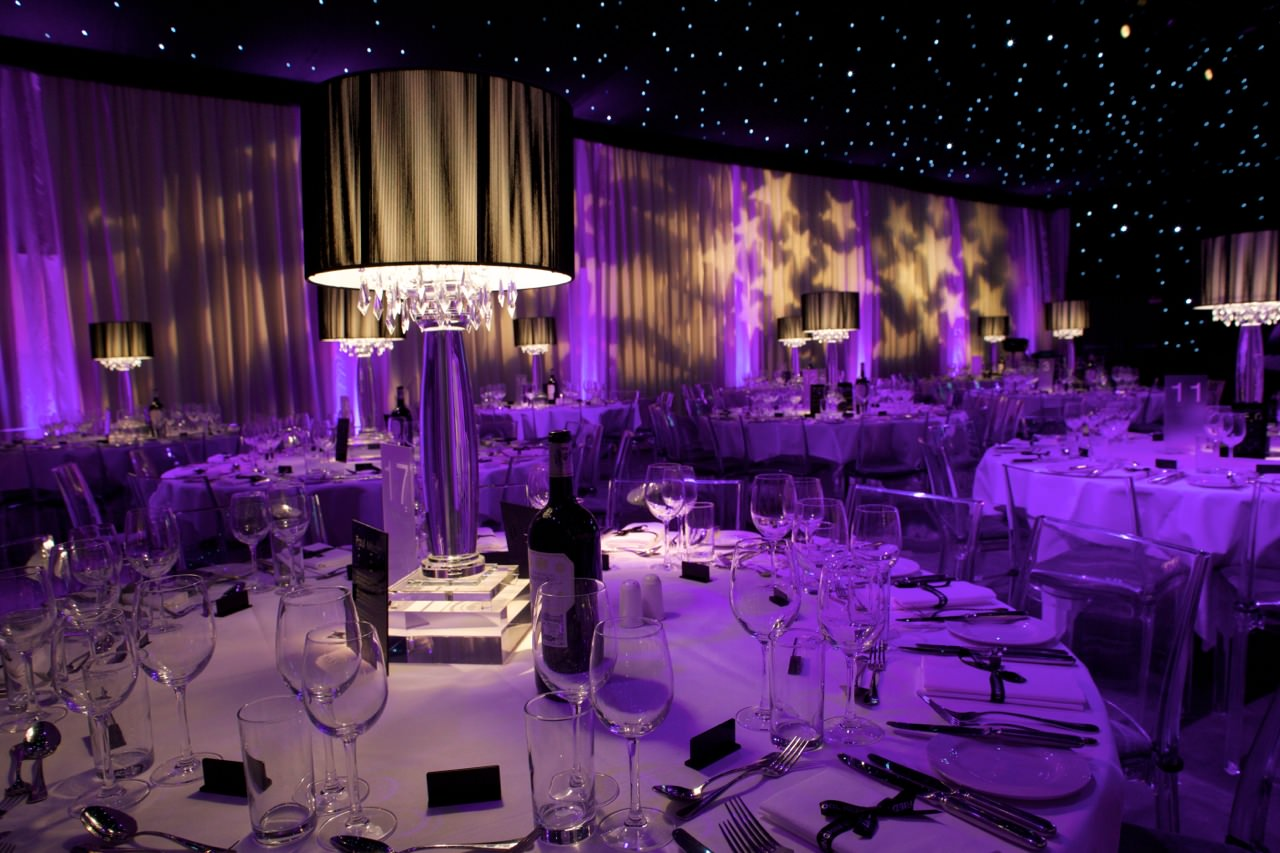 Party Night in January at Kesgrave Hall