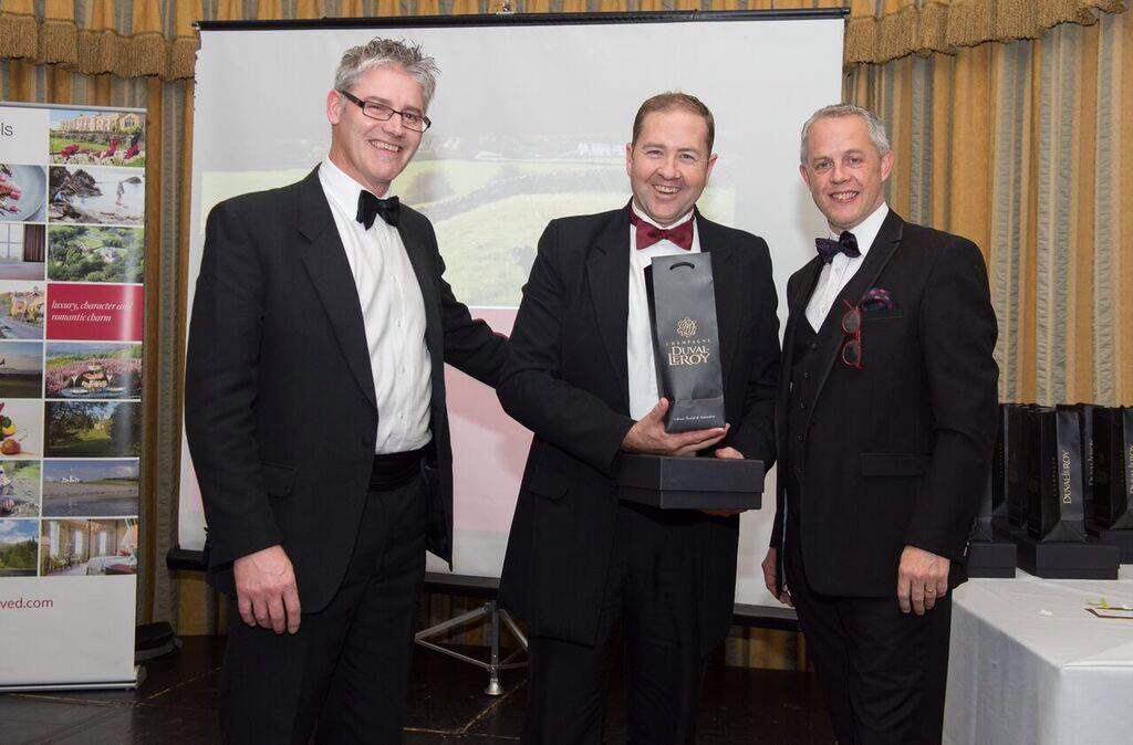 Online Excellence Award for Milsom Hotels new Website