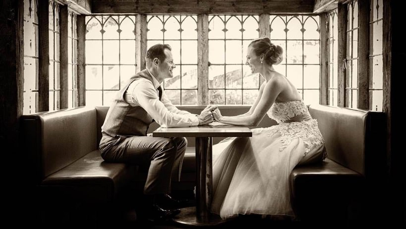 Le TAlbooth Bar wedding