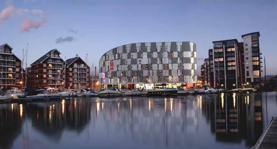 Ipswich Waterfront Gallery Amp Exhibitions Milsom Hotels