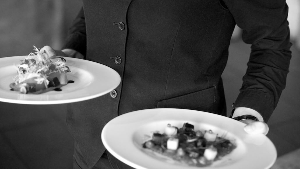 Part Time Waiting Staff - Milsom Catering