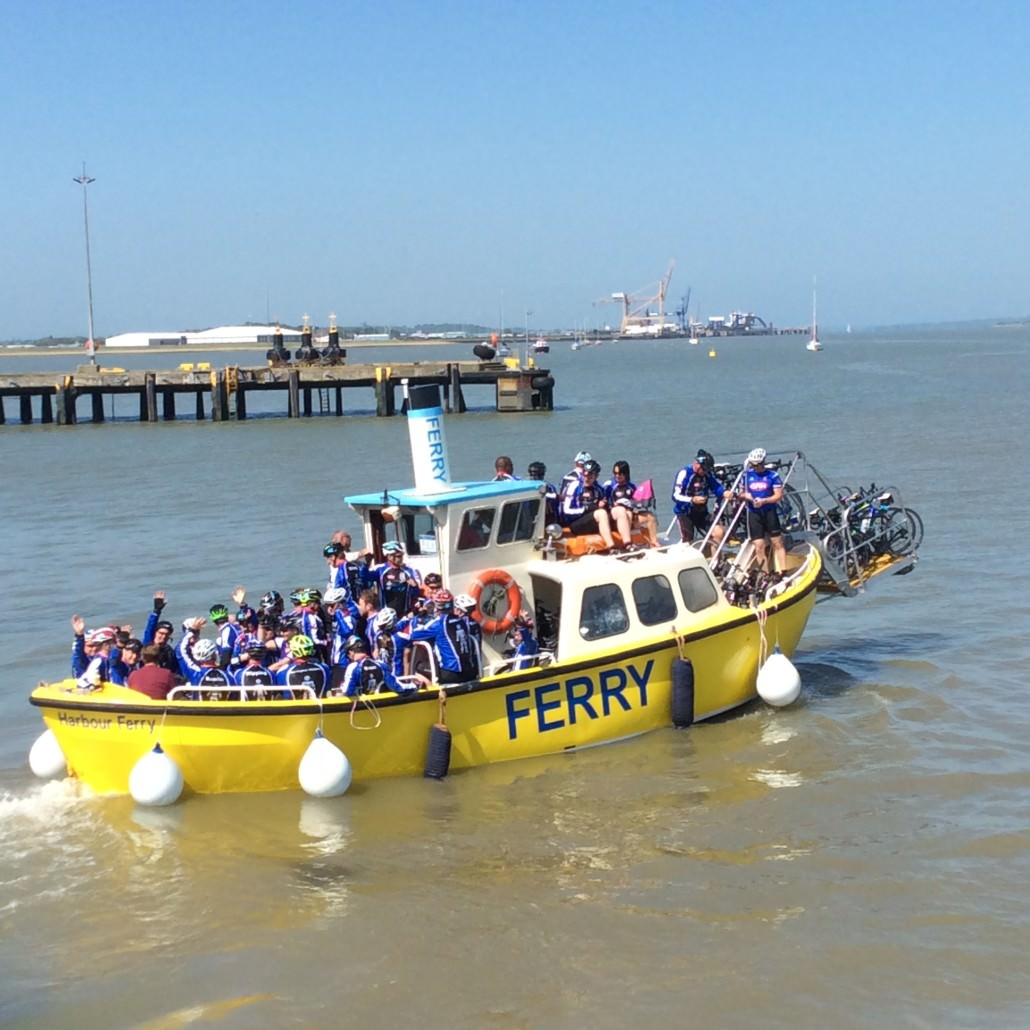 Foot Ferry ITFC June 2016
