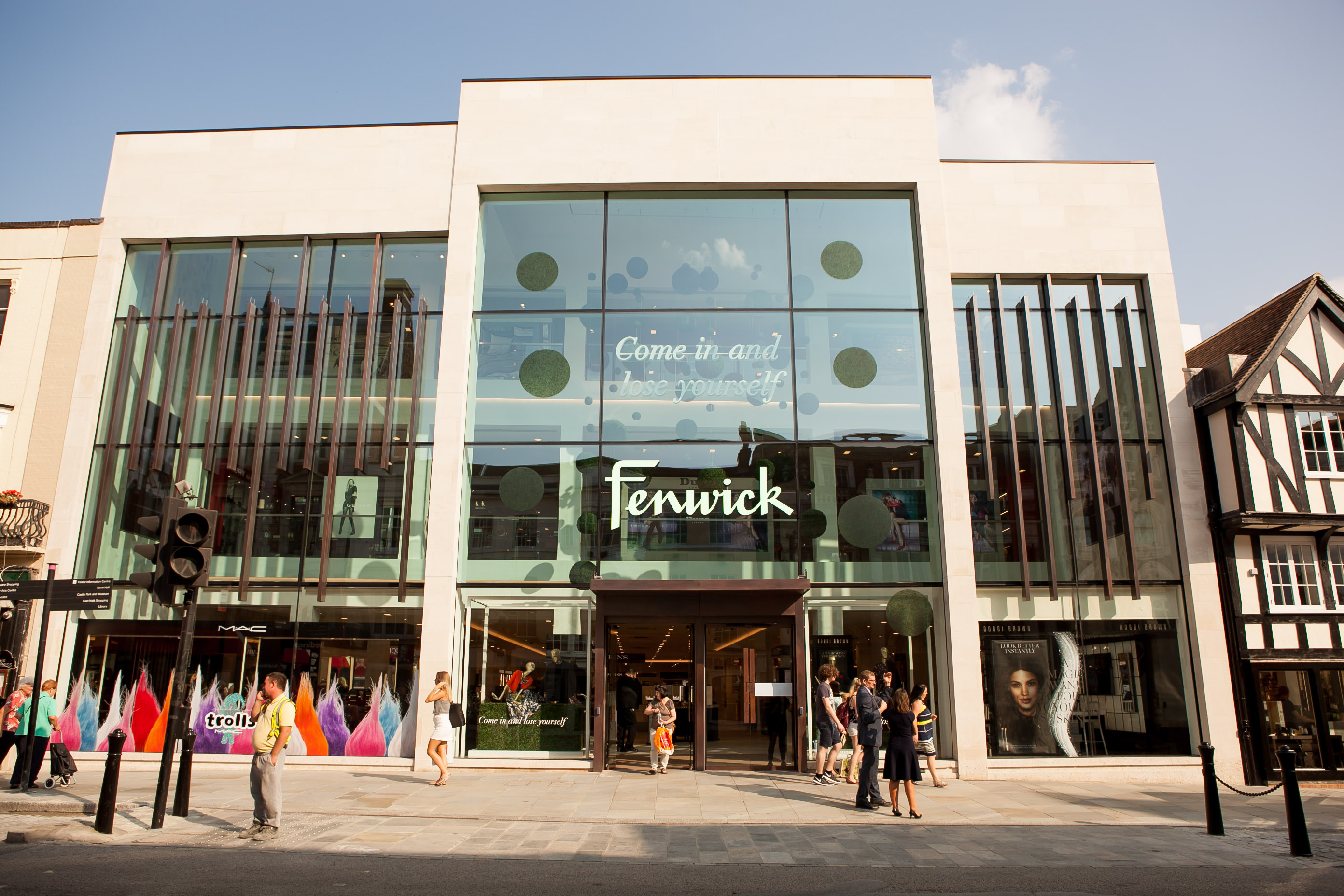 The Fenwick Retail Getaway