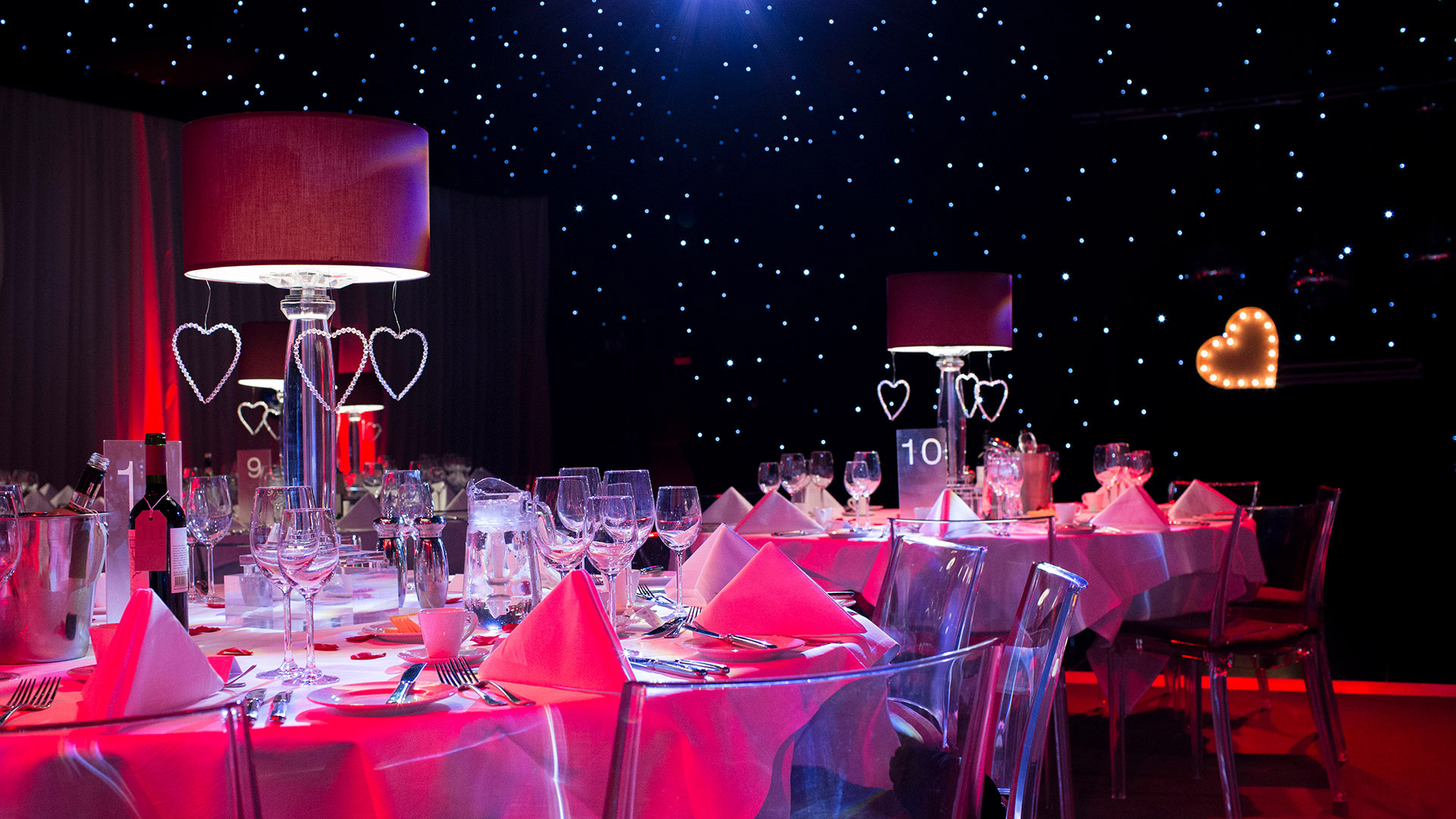 Christmas Party Night at Milsoms Kesgrave Hall