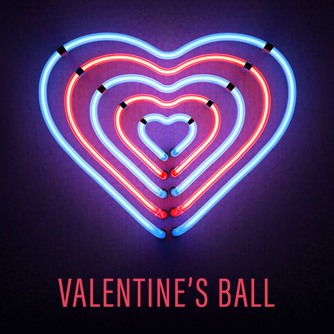 Valentine's Ball at Milsoms Kesgrave Hall