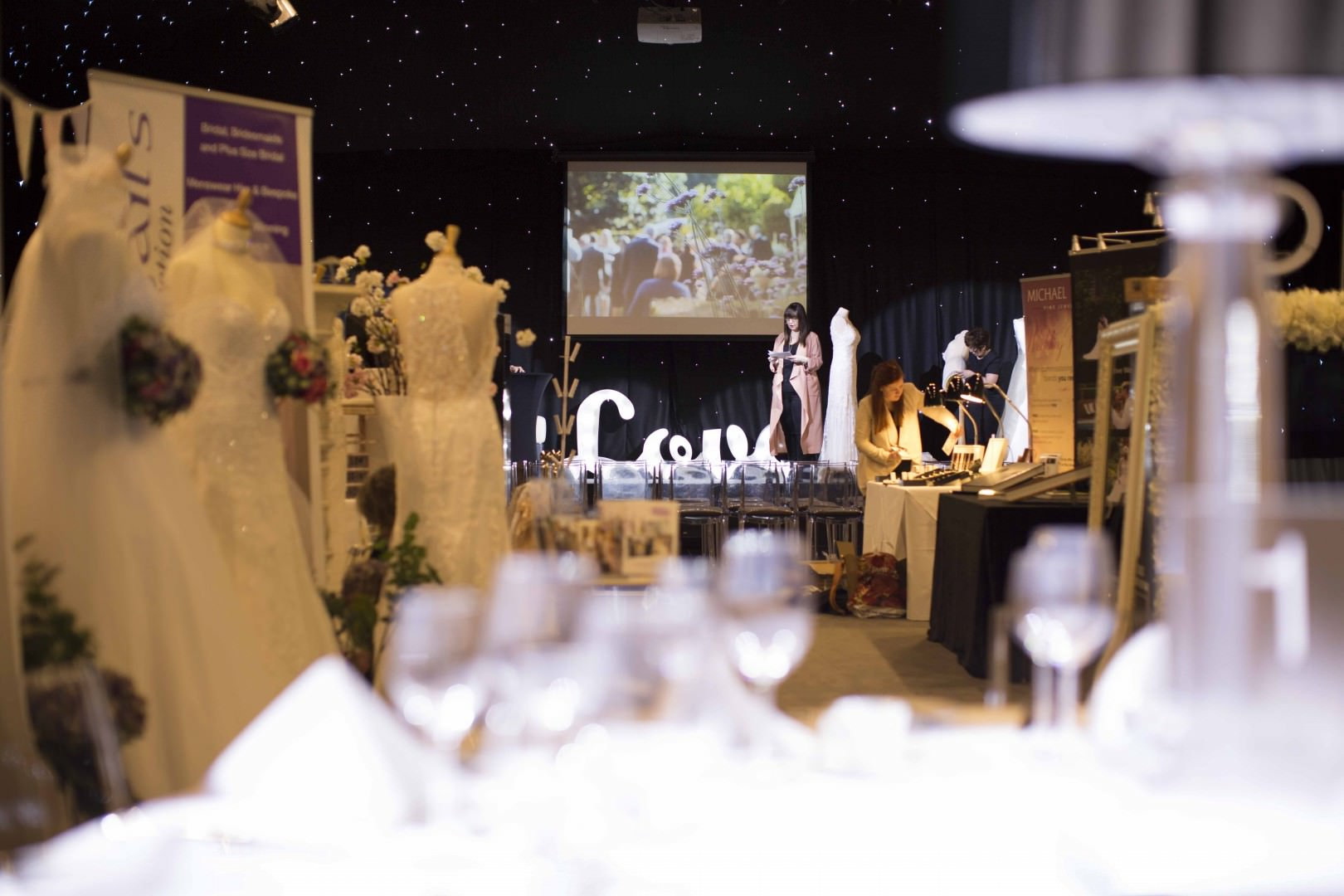 Get ready for the Milsom Wedding Show 2018