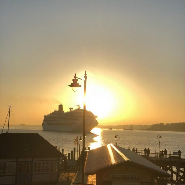 Harwich sunset 2
