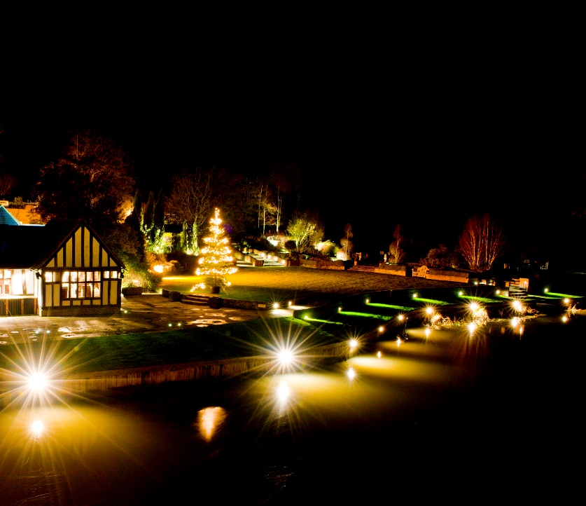 Christmas Party Nights at Le Talbooth, Dedham
