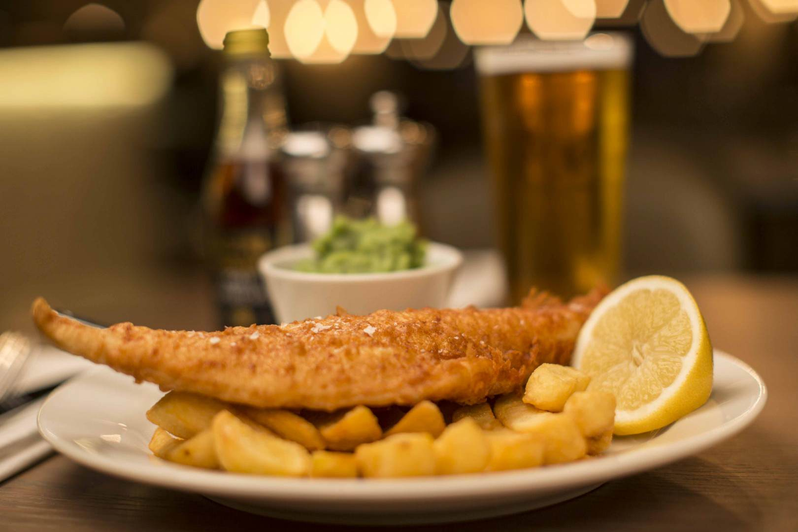 Mayflower £20.20 for three courses at The Pier at Harwich