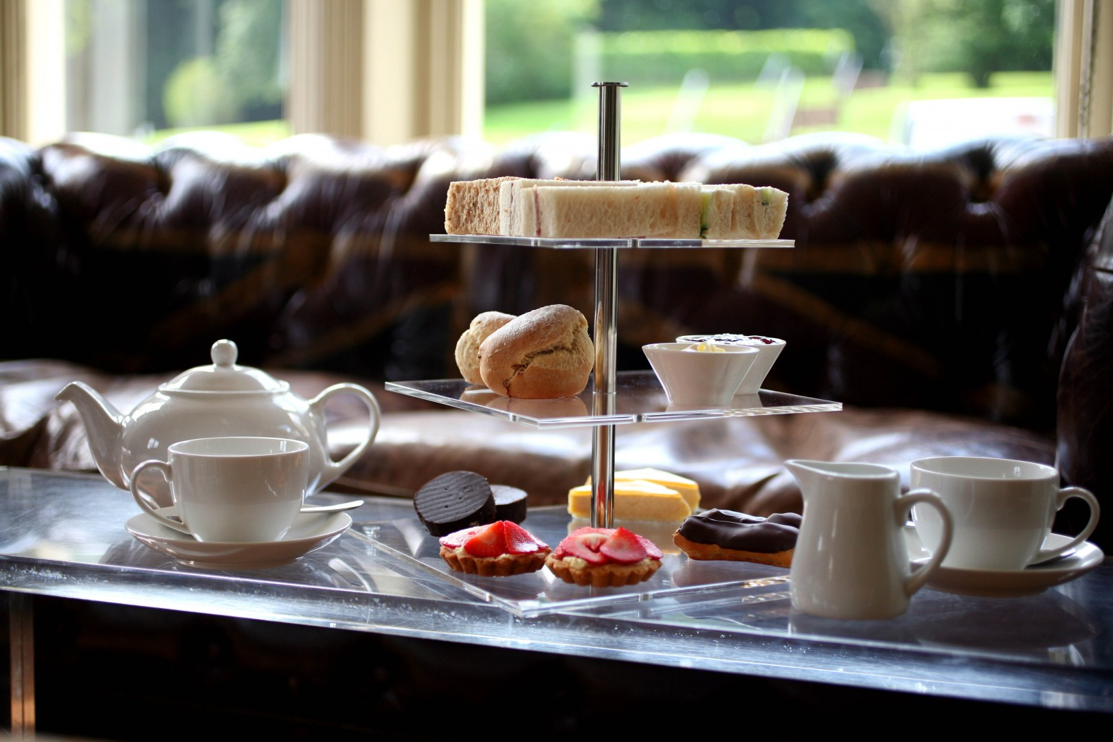 A special afternoon tea at Milsoms Kesgrave Hall