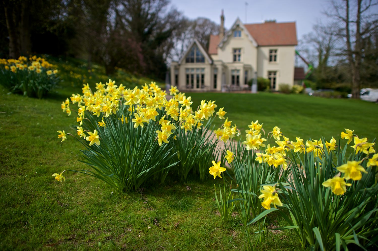 Easter 2019 at Maison Talbooth in Dedham, Essex