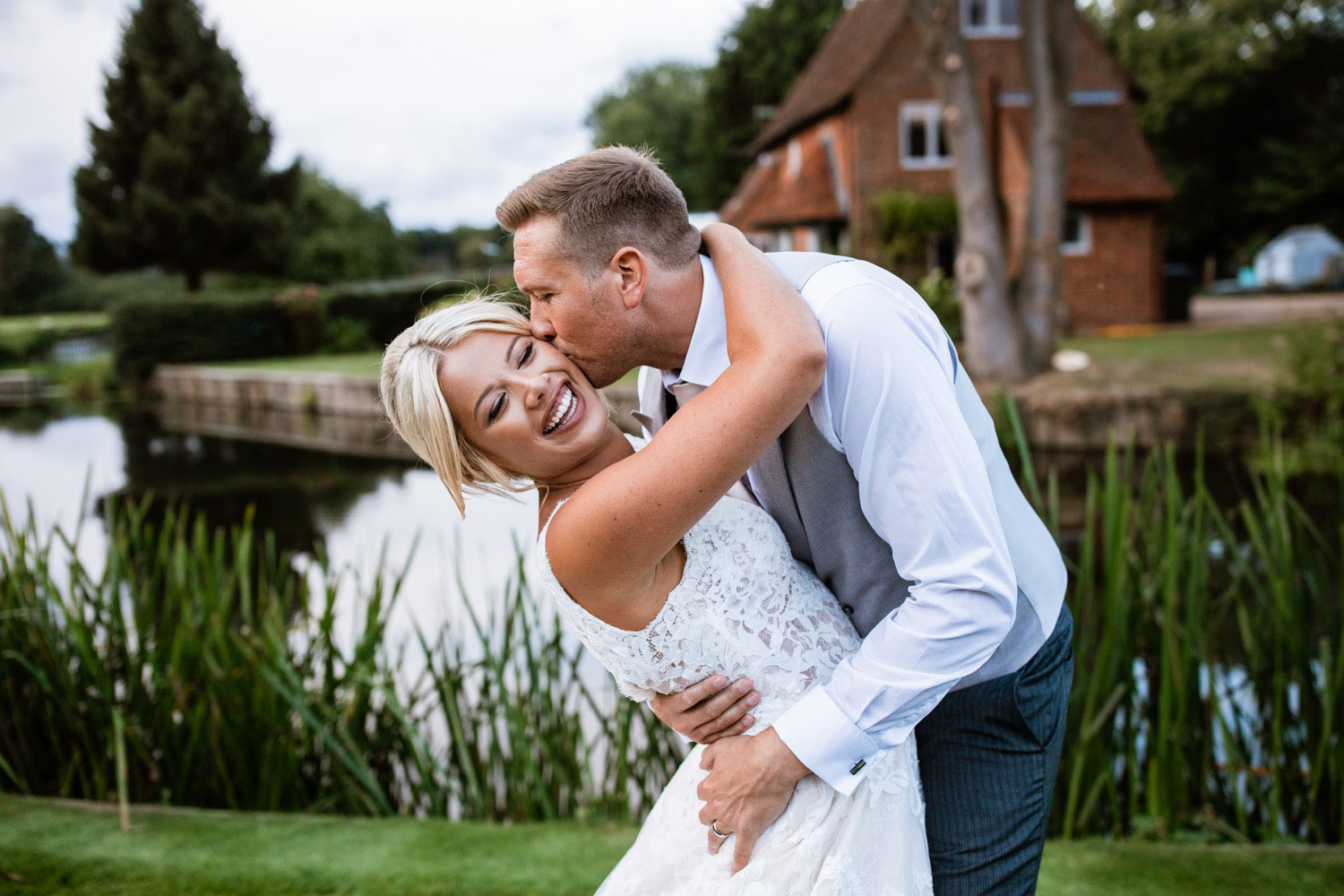 Wedding Open Day at Le Talbooth, Dedham on Sunday 14th April