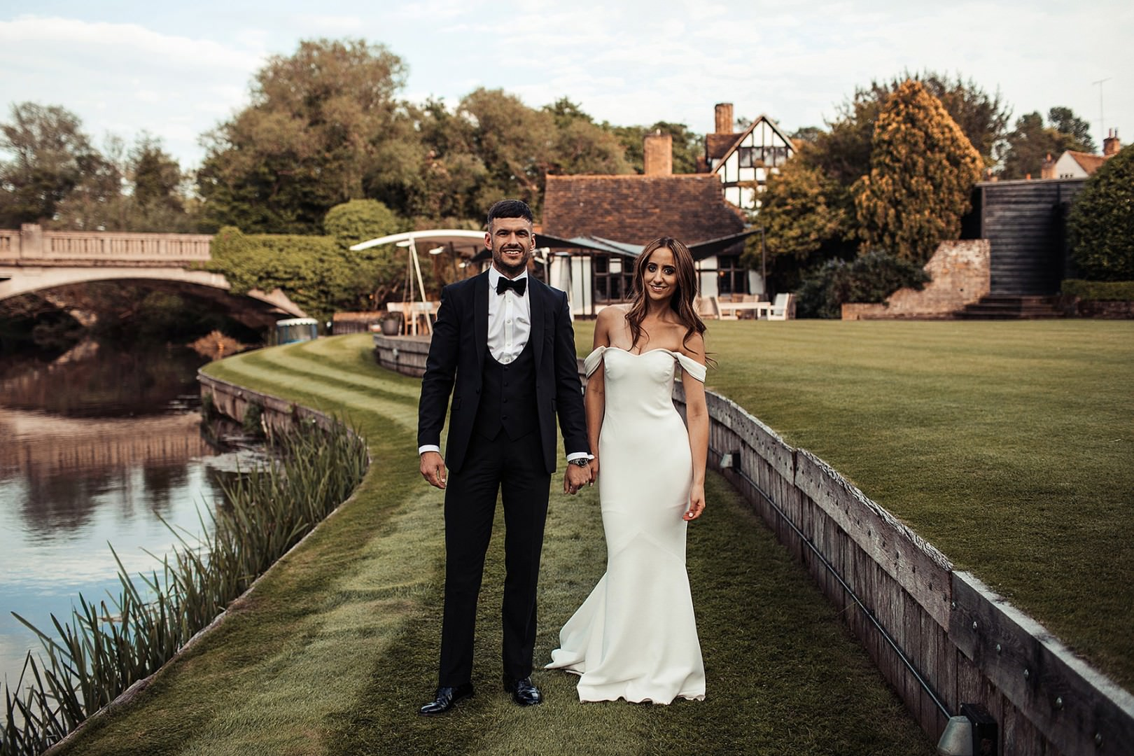 Wedding Open Day at Le Talbooth in Dedham