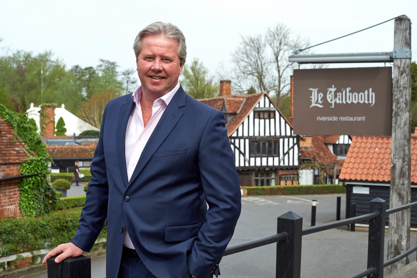 Paul Milsom named Essex Life Food & Drink Hero